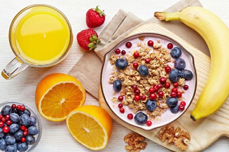 خوردن میوه برای کاهش وزن