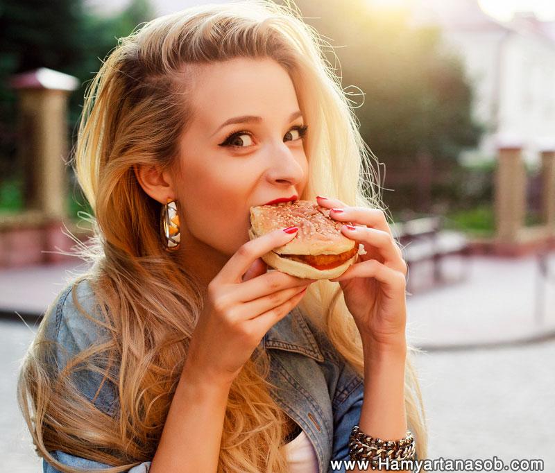کاهش وزن با غذاهای چاق کننده
