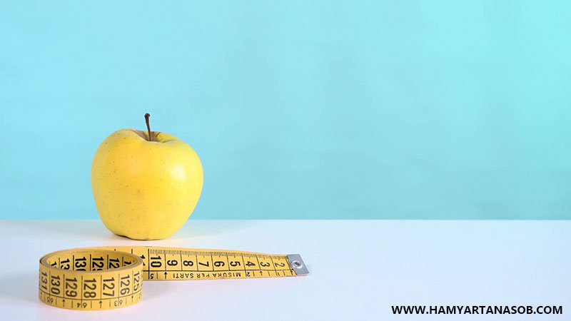 تأثیر میوه بر کاهش وزن