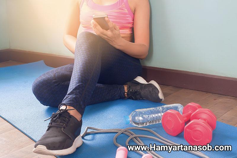 آیا ورزش کردن باعث لاغر ماندگار میشود؟