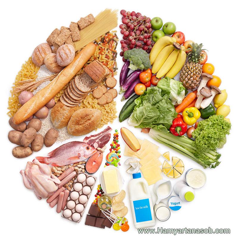 برای-داشتن-رژیم-لاغری-سریع-و-مؤثر-بایستی-از-همهی-مواد-غذایی-استفاده-کرد