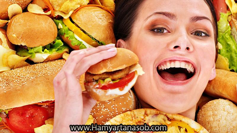 چون بعضیها میگن چرا دوست ما که بیشتر از ما میخوره از ما لاغر تره؟